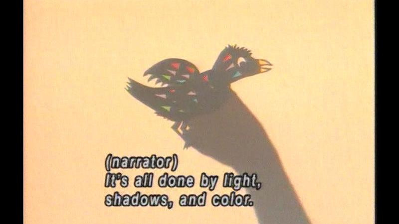 Still image from Light & Color