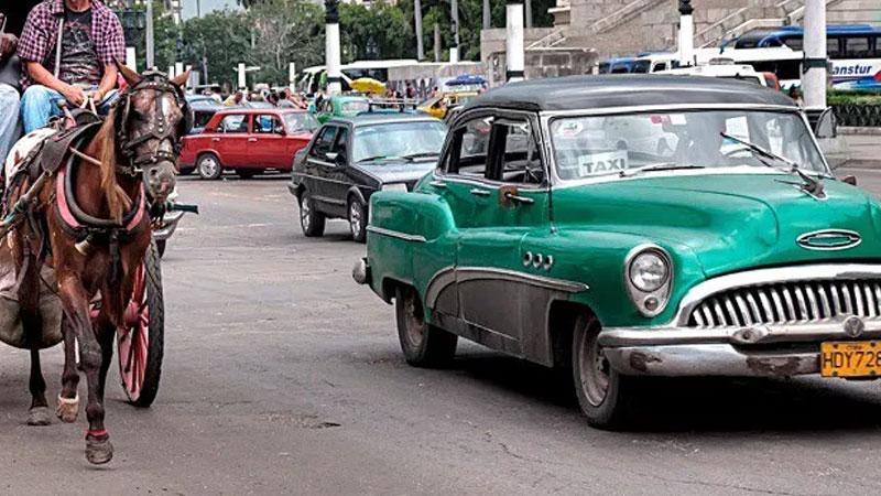 Still image from Inside Castro's Cuba