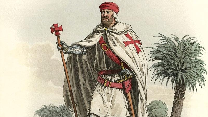 Still image from Knights Templar
