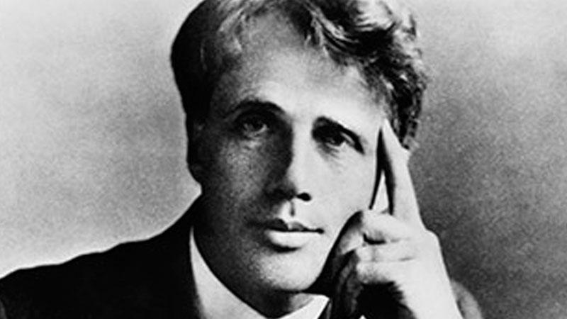 Still image from Robert Frost