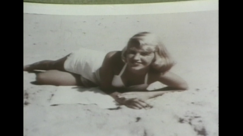 Still image from Sylvia Plath