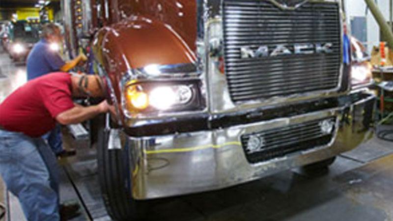 Still image from Trucks