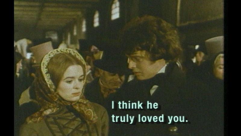 Still image from David Copperfield