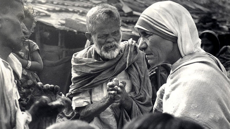 Still image from Mother Teresa: Mother Of Mercy
