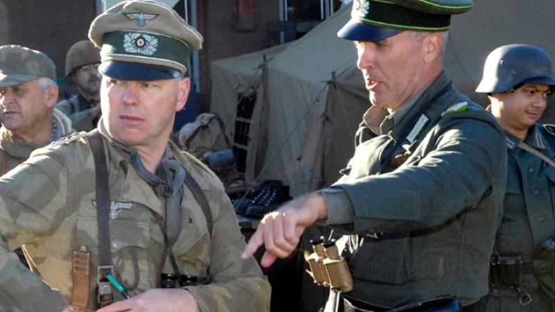 Still image from The Plot To Kill Hitler
