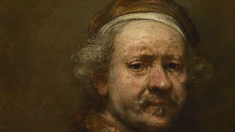 Still image from Rembrandt: His Life, His Times, His Work