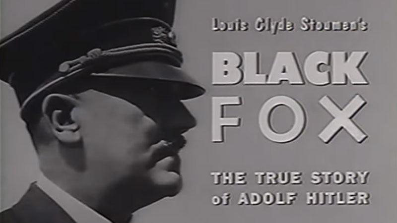 Still image from The Black Fox
