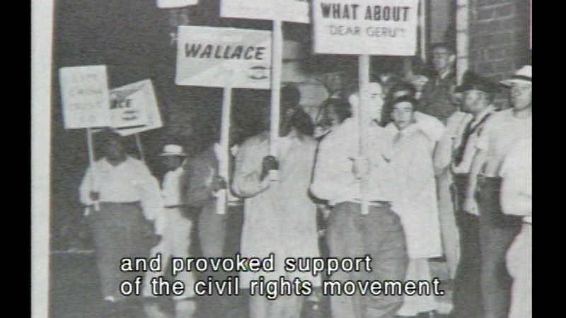 Still image from Black American History Series Volume 4: Civil Rights