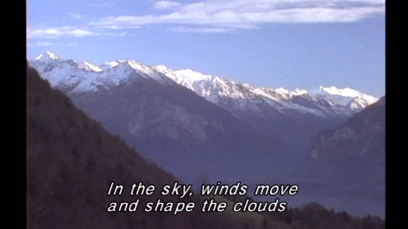 Still image from Meteorology: The Mystery Of The Wind