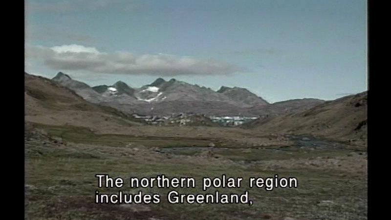 Still image from Mid-Latitude And Polar Regions