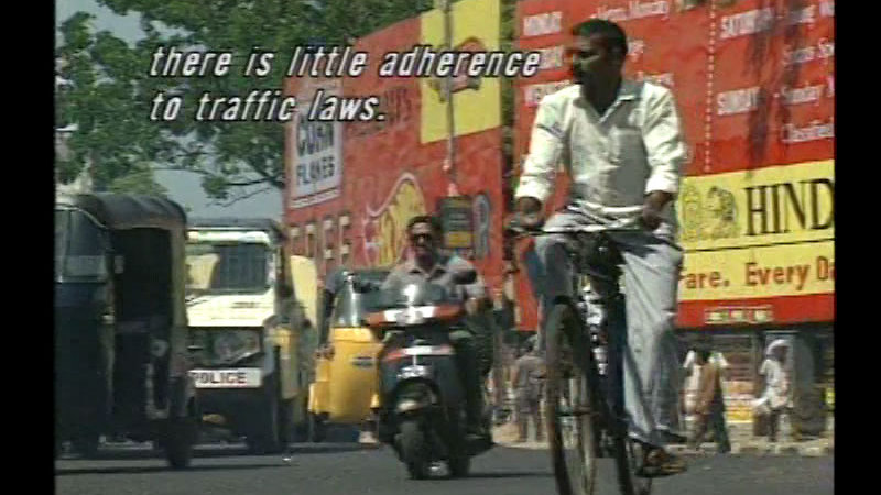 Still image from Safety & Study Abroad