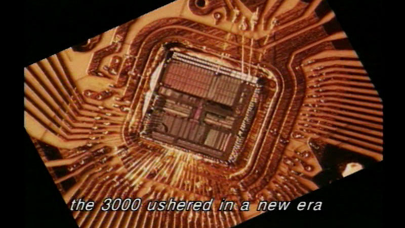 Still image from Self-Made In California: Hewlett-Packard