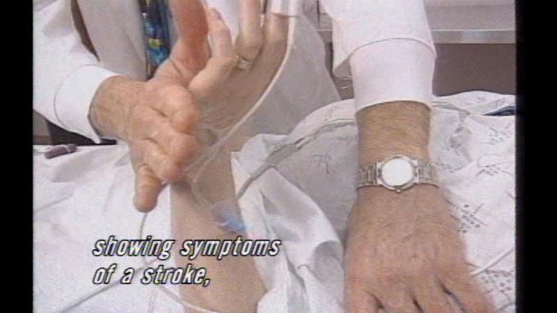 Still image from Understanding Stroke