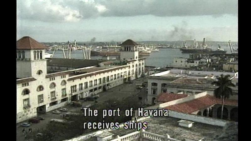 Still image from Cuba: Havana