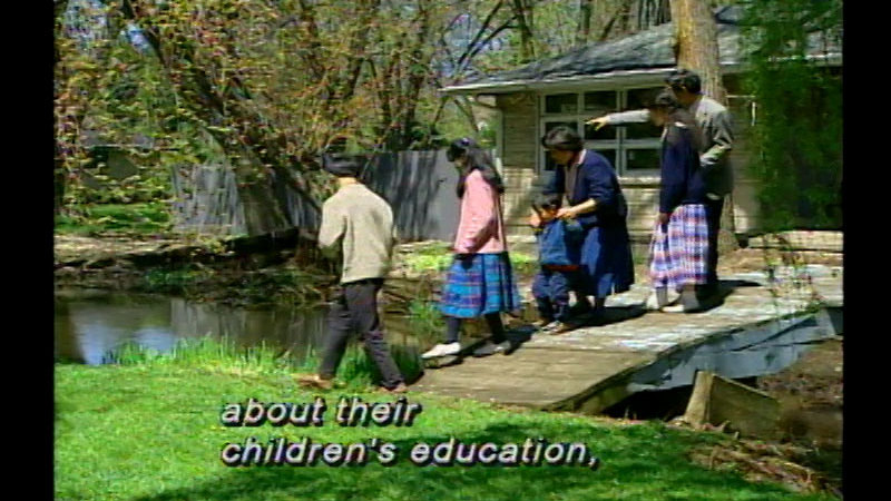 Still image from Education: There's No Place Like Home