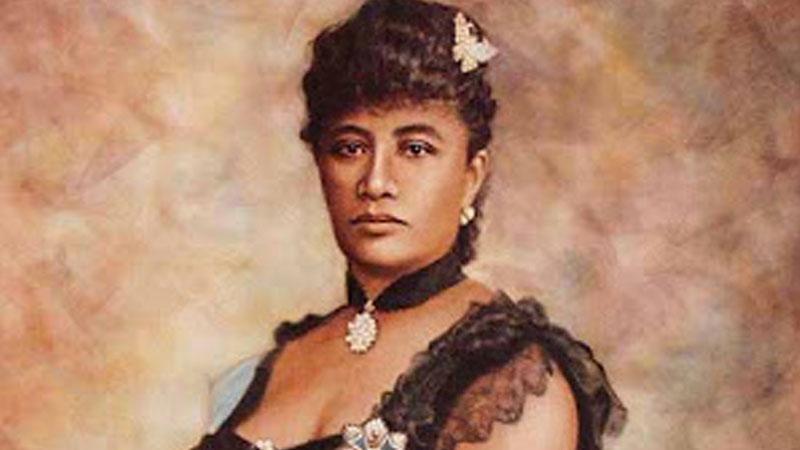 Still image from Hawaii's Last Queen