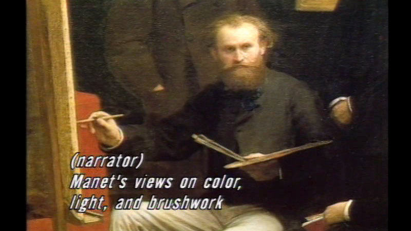 Still image from The History Of Western Art: A New Vision