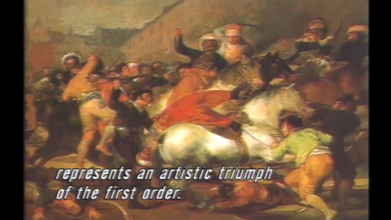 Still image from The History Of Western Art: Passion And Revolution