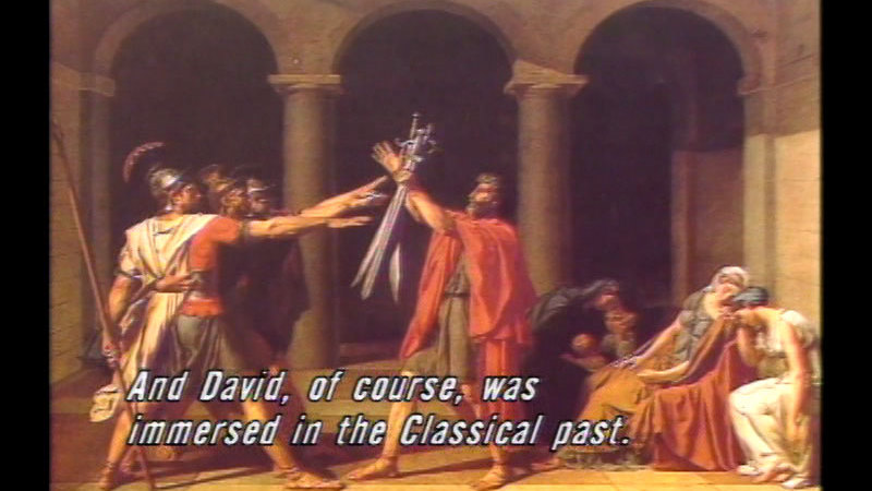 Still image from The History Of Western Art: Reason And Enlightenment