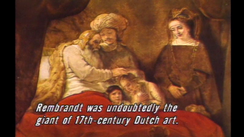 Still image from The History Of Western Art: The Age Of Splendor