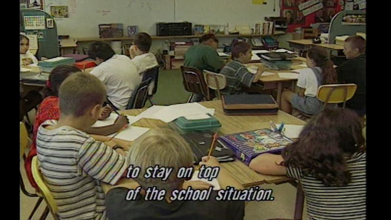 Still image from How To Help Your Child Succeed In School: Strategies And Guidance For Parents Of Children With ADHD And Learning Disabilities