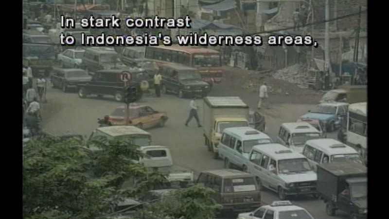 Still image from Indonesia: A Southeast Asian Nation