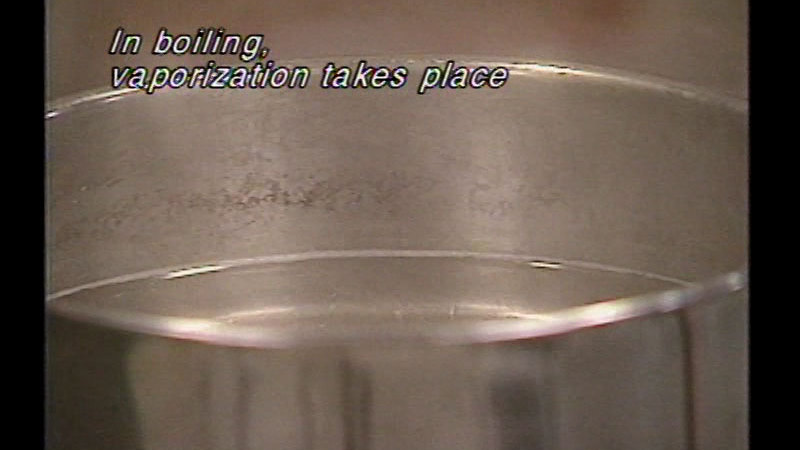 Still image from Matter: Solids, Liquids And Gases