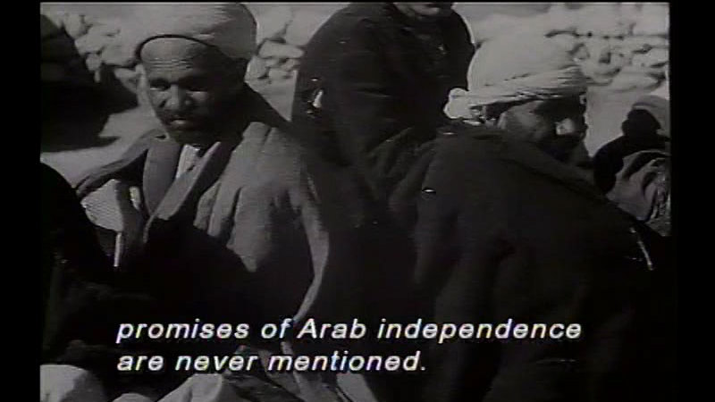 Still image from Search for Destiny: The Middle East, Part 1