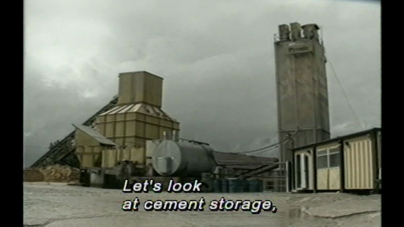 Still image from Concrete Construction - Unit 1: What Is Concrete?