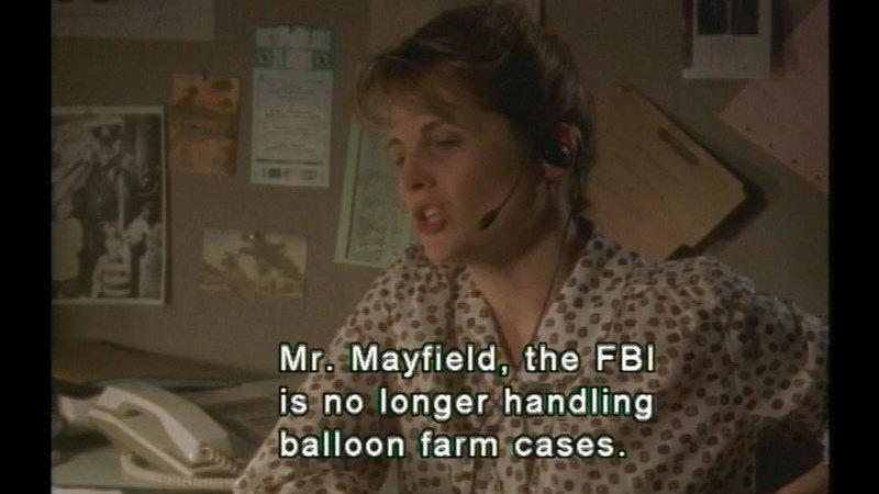 Still image from Balloon Farm