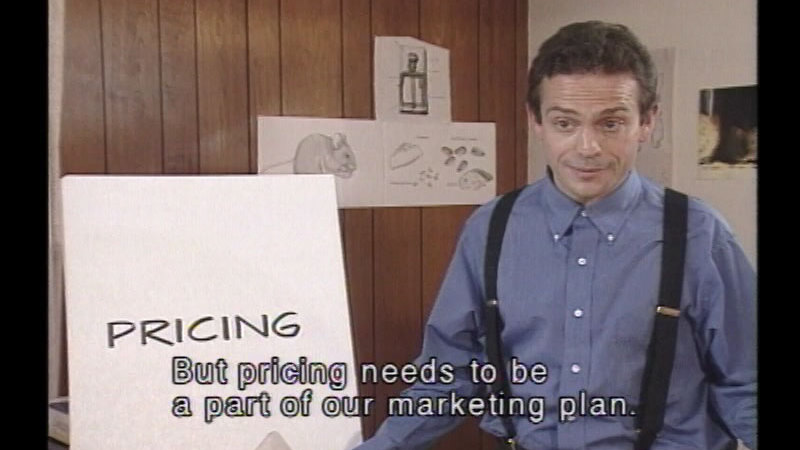 Still image from That's Marketing: Understanding Consumer Behavior