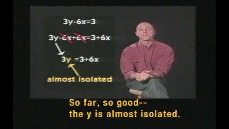 Still image from Algebra: Functions