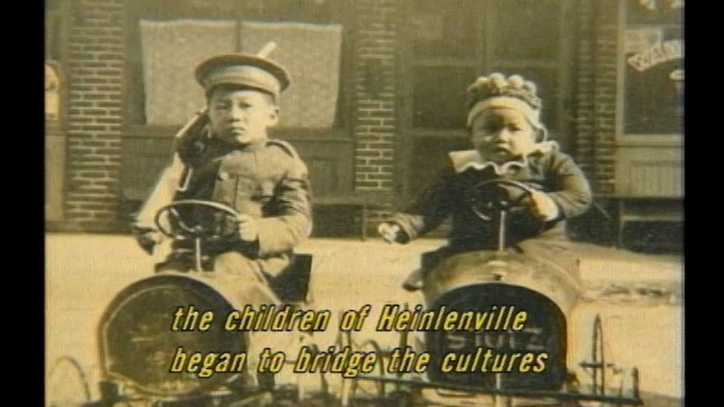 Still image from Home Base: A Chinatown Called Heinlenville