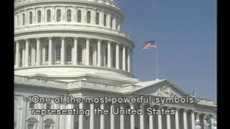 Still image from Symbols Of America: The U.S. Capitol Building