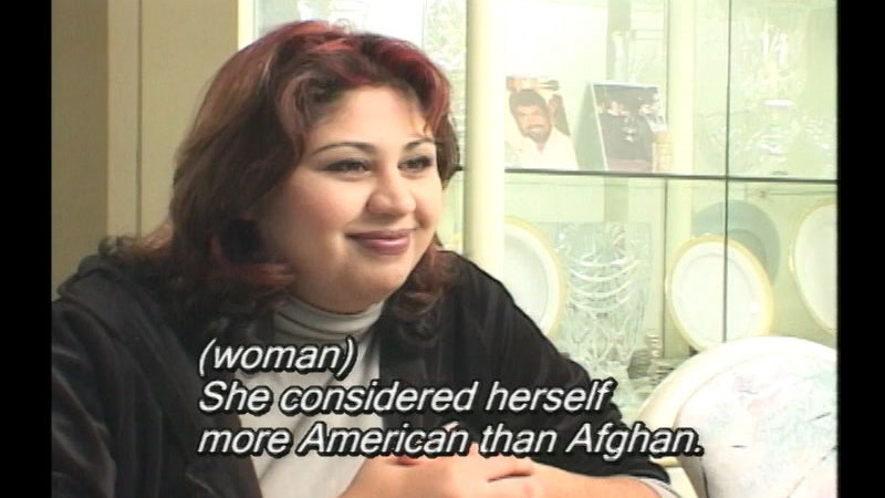 Still image from With Us Or Against Us: Afghan-Americans Since 9/11