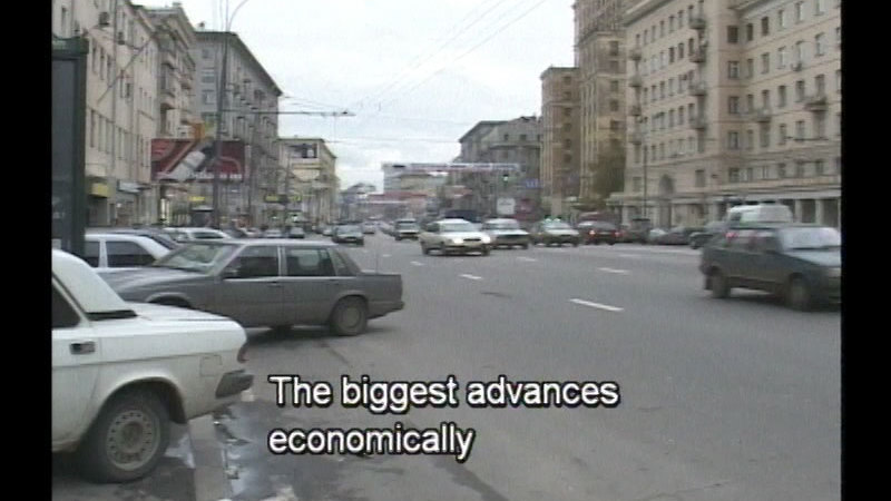 Still image from Russia News Stories