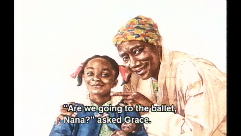 Still image from Amazing Grace