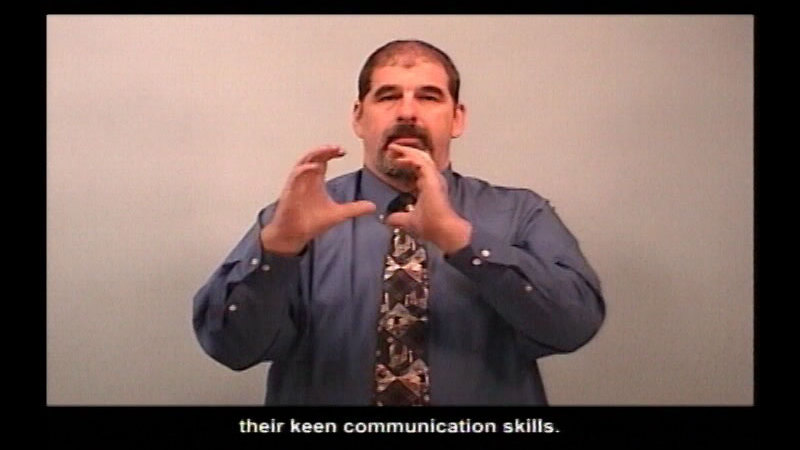 Still image from Communication Success