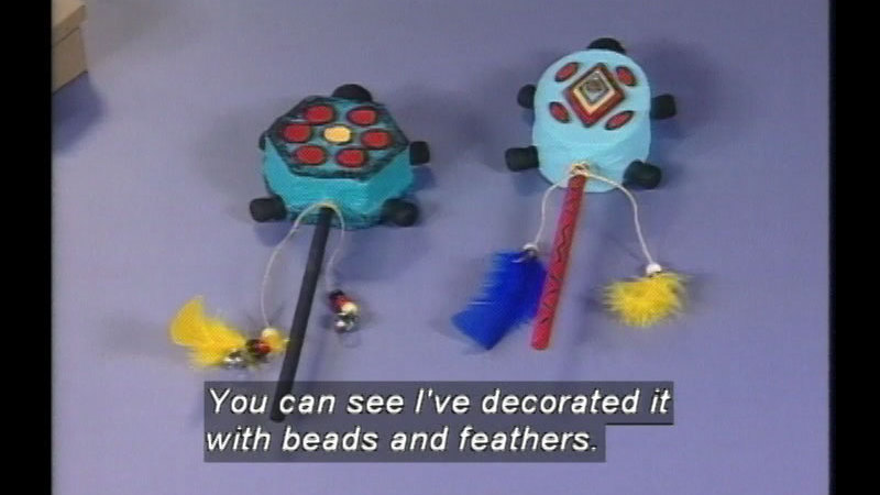 Still image from Crafting In The USA: Folklore