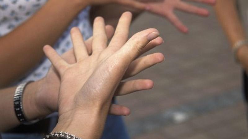 Still image from ASL Linguistics  #1