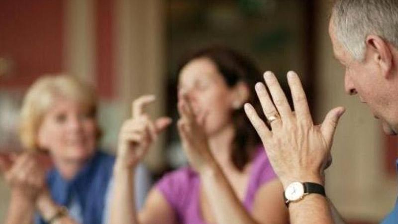 Still image from ASL Linguistics  #2