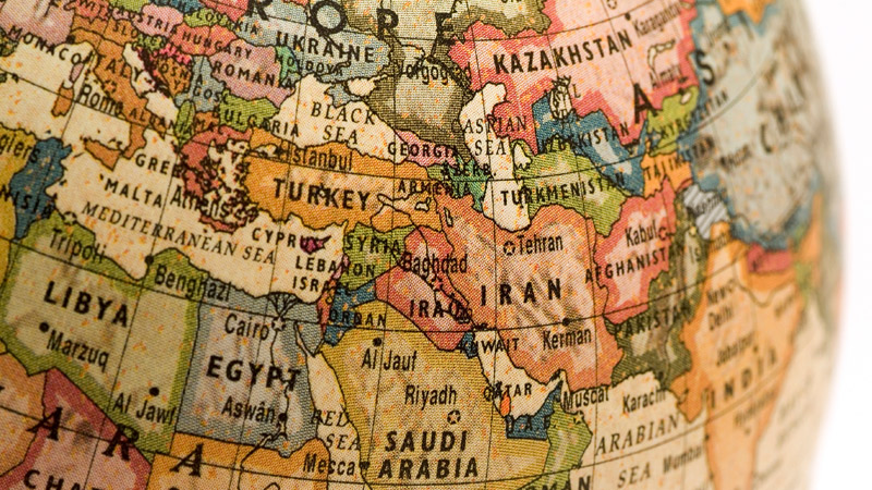 Still image from Around The Globe: The Middle East