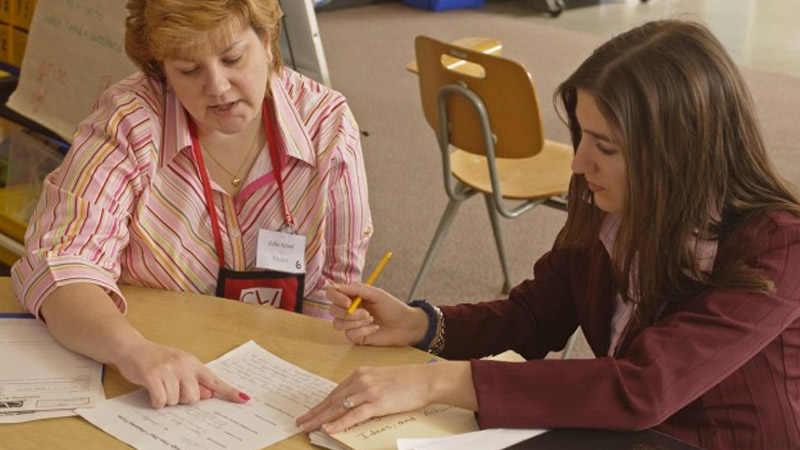 Still image from IDEA And The IEP  #2