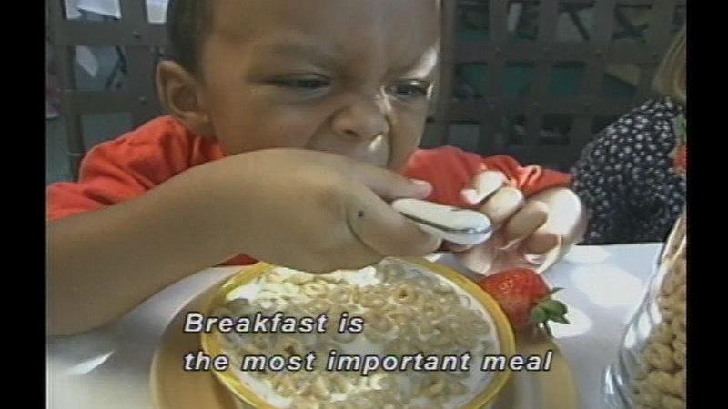 Still image from Food Safari: Breakfast