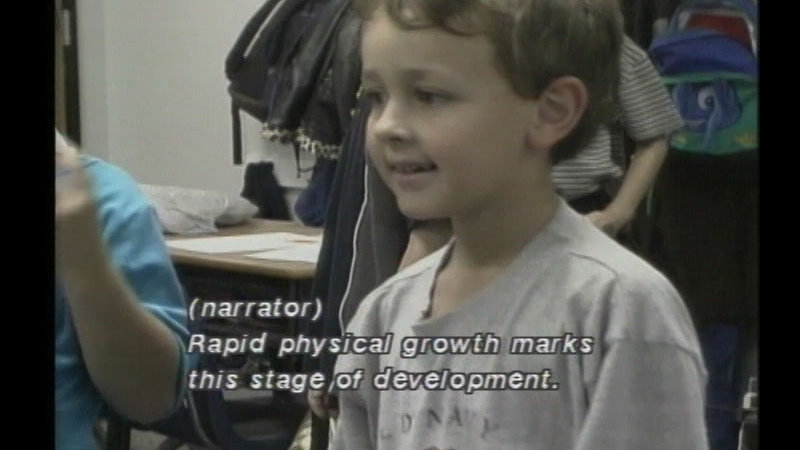 Still image from Child Development From Seven To Twelve