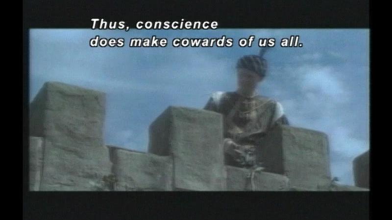 Still image from Hamlet Performances