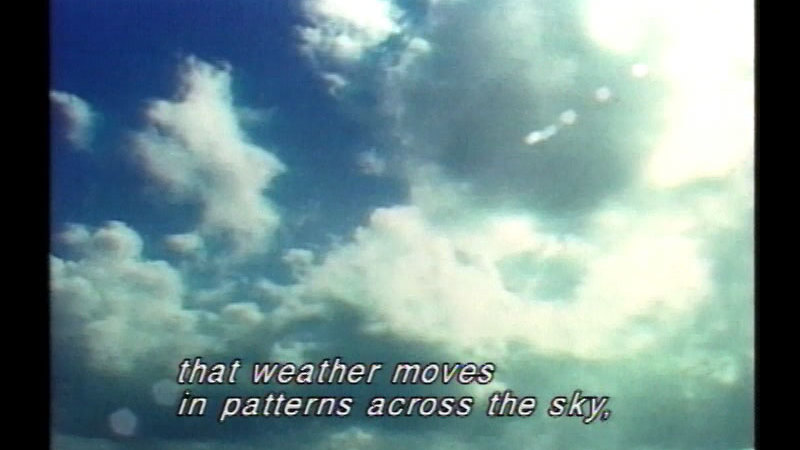 Still image from Weather Forecasting