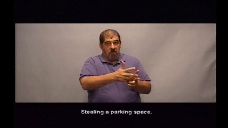 Still image from Driver's Education: Part 10--Road Rage