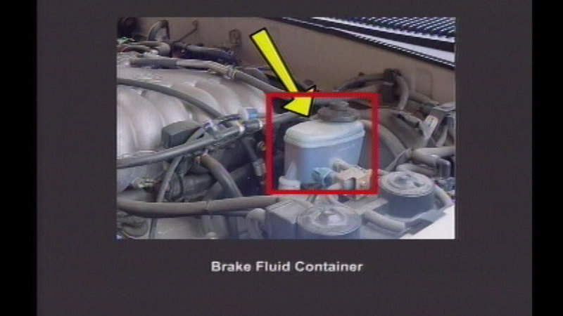 Still image from Driver's Education:  Part 11--Basic Vehicle Anatomy