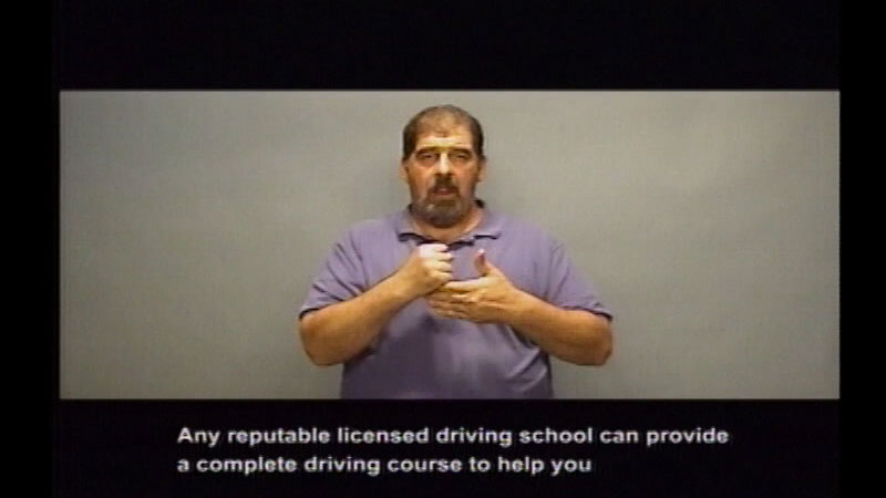 Still image from Driver's Education: Part 15--Your Driving Exam: Be Prepared!